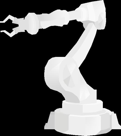 Robot arm tonad